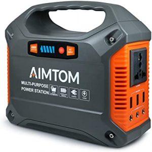AIMTOM lightweight 155Wh generator