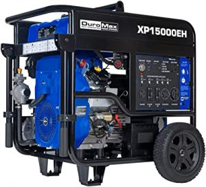 DuroMax XP15000EH lightweight power station